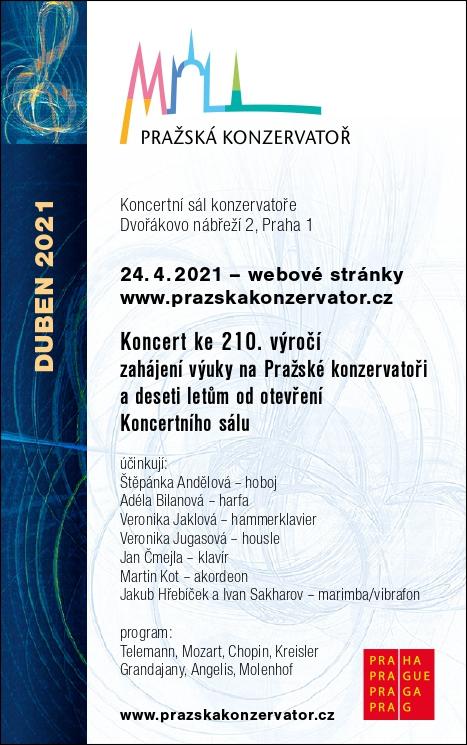 Koncert ke 210. výročí PK
